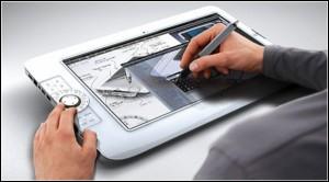 Электронный планшет для художников, дизайнеров и проектировщиков  Черкассы ремонт мобильных телефонов