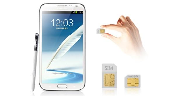 Двухсимный Galaxy Note II доступен в Китае ремонт мобильных Черкассы