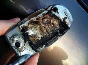 Взорвавшийся мобильник Nokia убил человека ремонт мобильных Черкассы