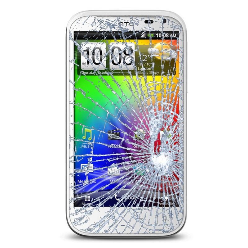 замена сенсора или модуля htc ремонт HTC Черкассы