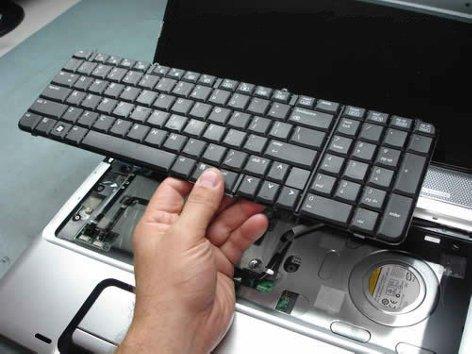 Ремонт или замена клавиатуры ноутбука Черкассы