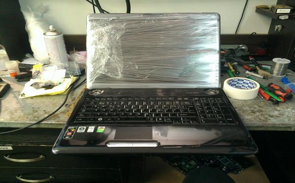 Ремонт ноутбуков Замена матрицы Черкассы