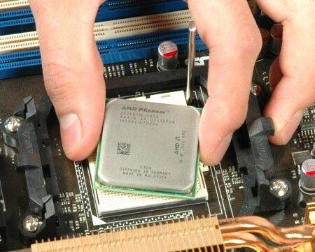 Установка и замена процессора Черкассы