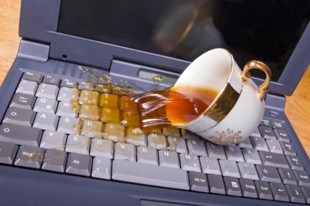 ремонт ноутбуков залитый жыдкостью Черкассы