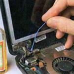 Качественная замена петель ноутбука Черкассы