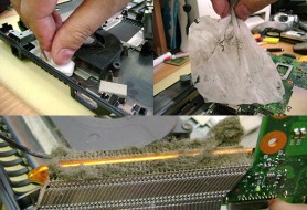 Качественная чистка системы охлаждения ноутбука